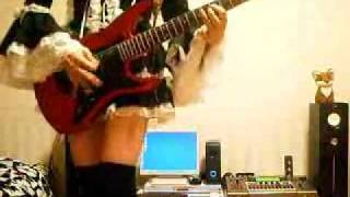 ELECTRIC EYE/JUDAS PRIEST Cover