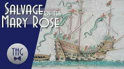 Pearl Divers and the Salvage of the Mary Rose