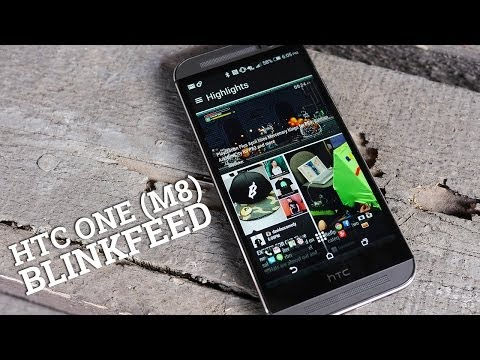 What's new in BlinkFeed on the new HTC One (M8): Feature Focus