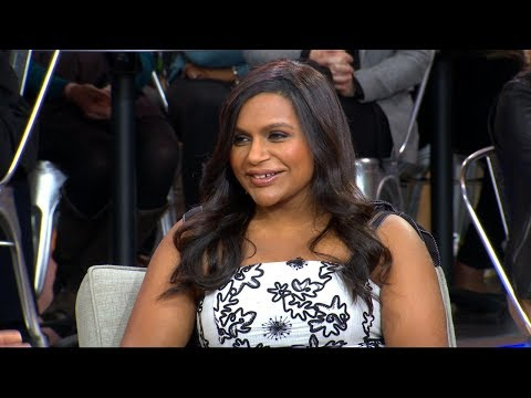 Mindy Kaling talks 'A Wrinkle in Time,' shares career advice for young women