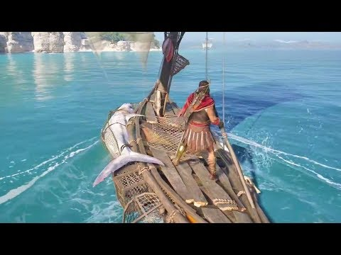 Assassin's Creed Odyssey: 16 Minutes of Gameplay