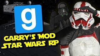 Star Destroyer Zephyr - Star Wars RP (Garry's Mod)