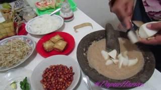 Resep Membuat Ketoprak #DapurHarian