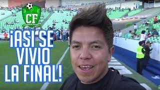 FINAL IDA LIGA MX - SANTOS VS TOLUCA