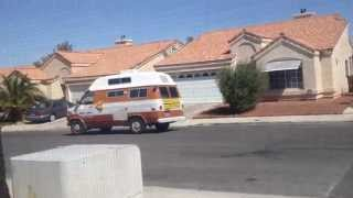 Ice Cream Truck On the move Thumbnail
