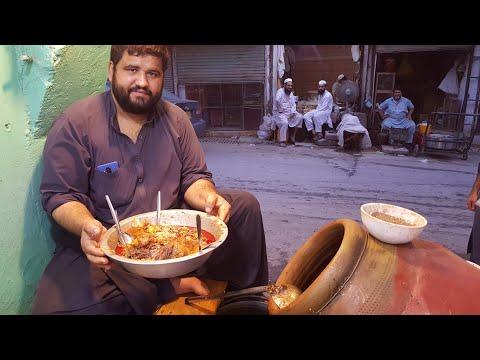 Peshawari Nashta | Subah ka Nashta | Walled City of Peshawar | Peshawari Qalla ( Painda - Sobat )