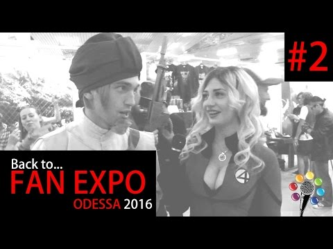 Back to Fan Expo Odessa 2016 (#2)