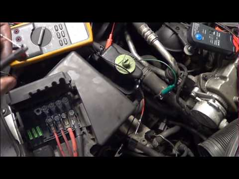 01m solenoid code P0753 - YouTube