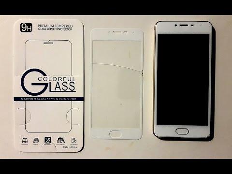 Защитное стекло для Meizu (Meizu M5c, M5 Note, M3s, M3 Note)