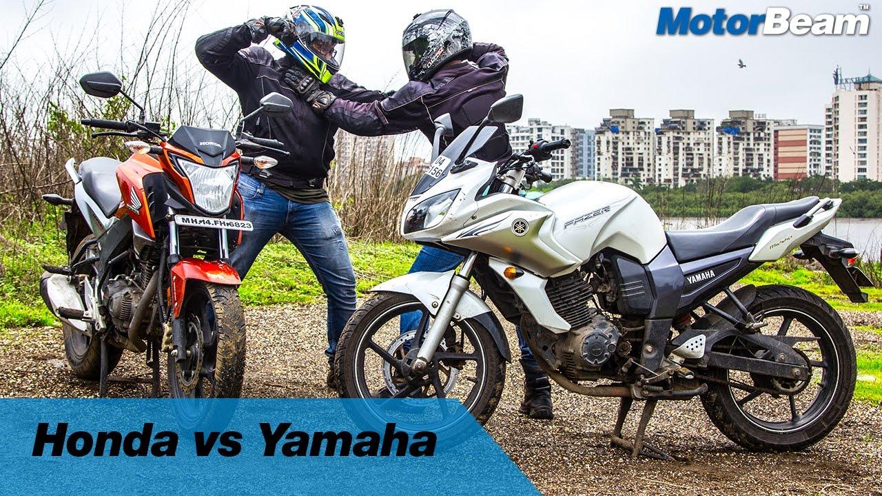Honda vs Yamaha - Fanboys: Episode 2 | MotorBeam - YouTube