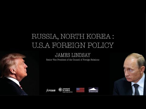 Russia, North Korea : US Foreign Policy