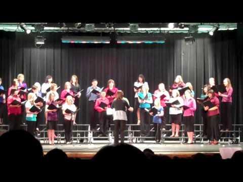 Blow Bugle Blow- MMS Advanced choir