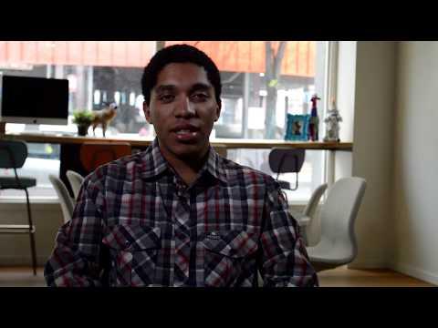2017 Daniel Trust Scholar De'Andre Doval