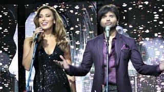 Salman Khan Girlfriend Iulia Vantur & Himesh Reshammiya Shoot Their New Song