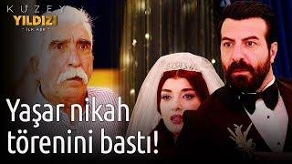 Kuzey Yıldızı İlk Aşk 41. Bölüm - Yaşar Nikah Törenini Bastı!
