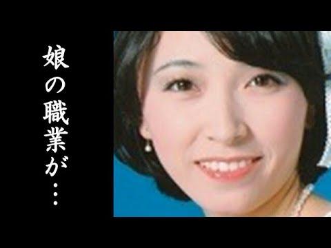 藤村美樹の娘の職業と現在に驚愕...「夢恋人」でヒットしたキャンディーズのメンバーと結婚した夫は...