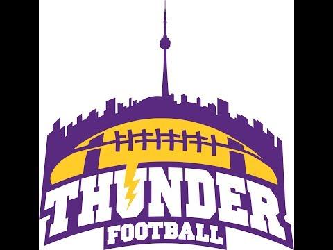 OVFL - Toronto Thunder v Hamilton Ironmen - 20/05/2017