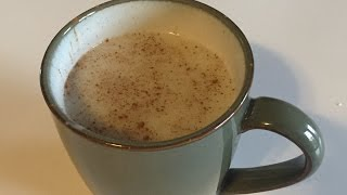 Make A Hearty Hot Breakfast Drink With Oatmeal - Diy  - Guidecentral
