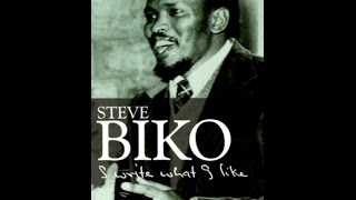 "Steve Biko: I Write what I Like pt2(audiobook) ""Black Consciousness"""