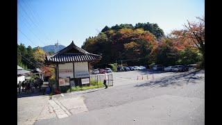 「橿原神宮」西側~「談山神社」駐車場にとうちゃこ。(2/7)