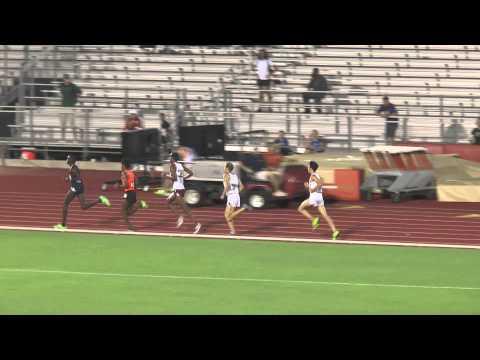 Jared Ward final mile, 2013 NCAA West Prelim 10K