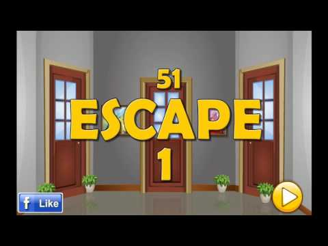 Can You Escape This 51 Games  - 51 Escape 1 - Android GamePlay Walkthrough HD