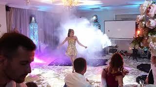 Шоу трансформации (быстрые переодевания) на свадьбу Одесса 19.09.19