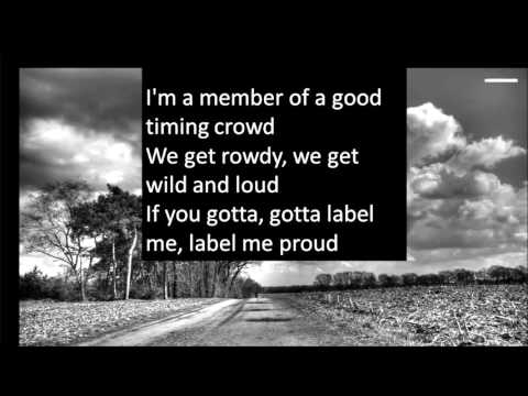 Drinking Class : Lee Brice Lyrics : Dominic Vorlob
