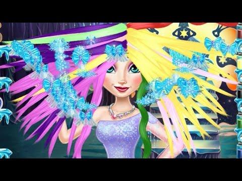 Игры Холодное сердце Игры Анна и Эльза Frozen Games
