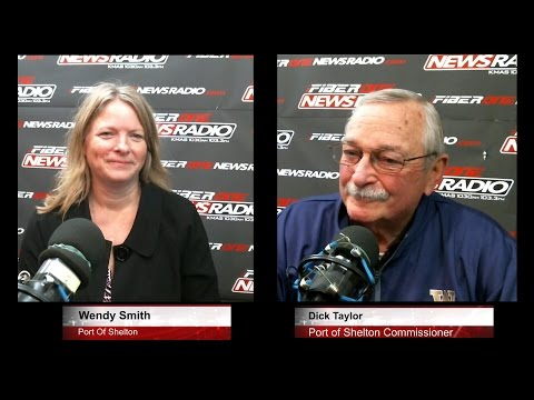 Dick Taylor & Wendy Smith talk CERB grant - 11/30/16
