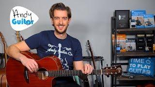 George Ezra - Hold My Girl Guitar Lesson Tutorial [no capo] Video