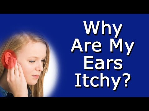 Why Are My Ears Itchy?
