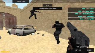 Special Strike: Dust 2 Gameplay