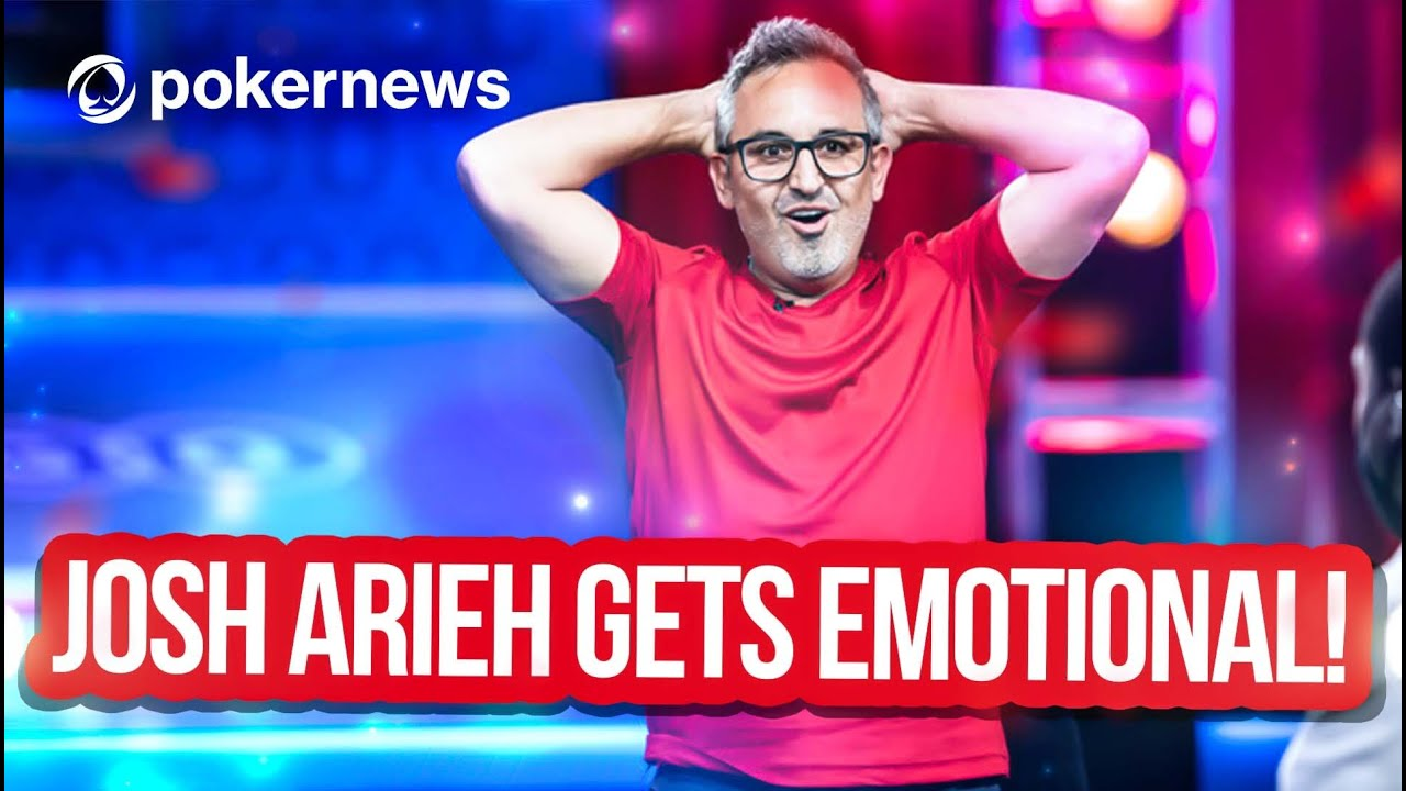 WSOP 2021   PLO Champ Josh Arieh Wins 3rd Bracelet!   Interview