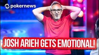 WSOP 2021 | PLO Champ Josh Arieh Wins 3rd Bracelet! | Interview