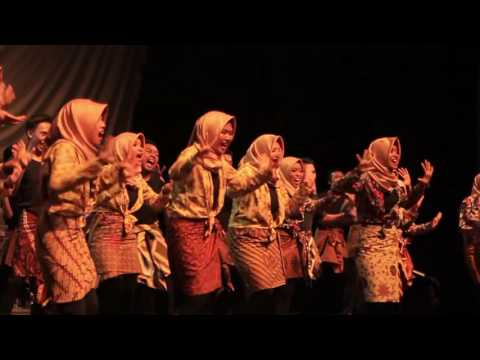 Gundul-Gundul Pacul - KINA Concert by PSM Sunshine Voice UMY at Concert Hall TBY