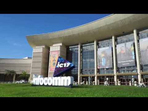 InfoComm 2017 Immersive Technology Experience Sizzle Reel