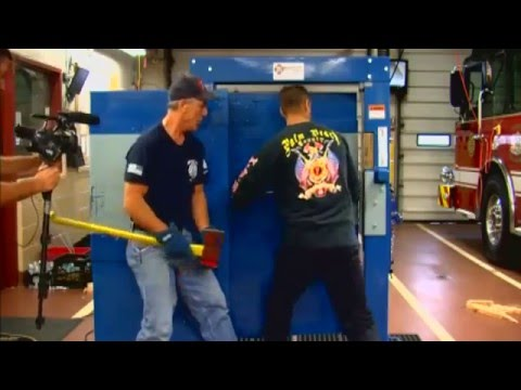 Firefighter Forcible Entry Training with Mike Perrone