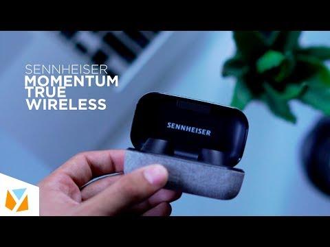 Sennheiser Momentum True Wireless Hands-on Review: Better than AirPods??