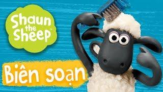 Biên soạn 13-16 [phần 5] - Những Chú Cừu Thông Minh [Shaun the Sheep Season 5 Compilation]