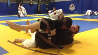 Zingano BJJ - Tim Shirley and Kieran Rolling
