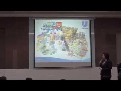 Unilever Global business presenation Eng