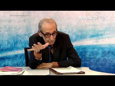 Homenaje a Marco Aurelio Denegri (TV Perú) - 04/08/2018