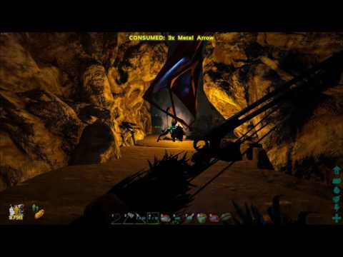ARK Survival Evolved: Hard Underwater Cave Wipe