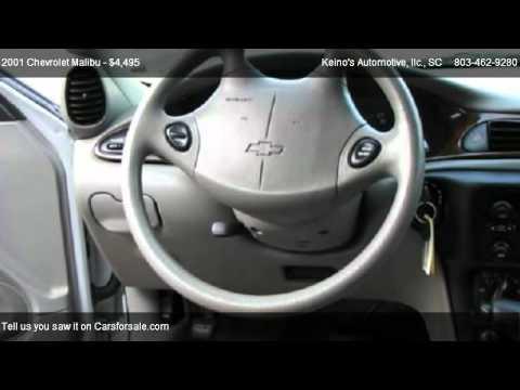 Chevrolet Malibu LS @ Keino's Automotive, llc.