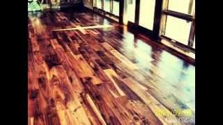"""Medallion Wood Floors   917-524-9663   6"""" Wide American Black Walnut   Sand/refinish Wood Flooring"""