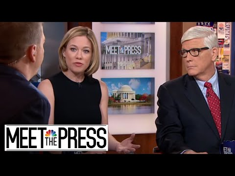 Panel: Will Donald Trump Confront Putin Over Election Interference? | Meet The Press | NBC News