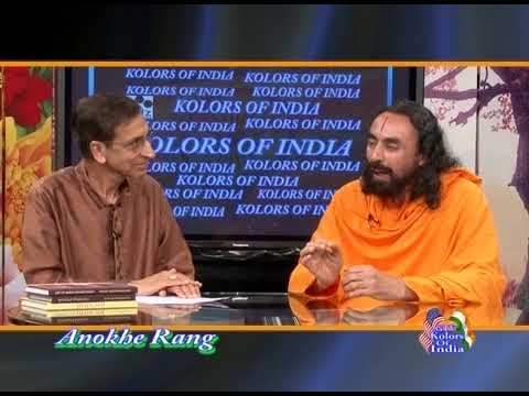 Interview with Swami Mukundananda Ji (part 1 of 2) - on GTV