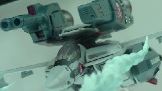 HI-Metal R - Macross - Super Valkyrie Missile Effect set + VF-1S & VF-1J @ Tamashii Nations AkibaSR
