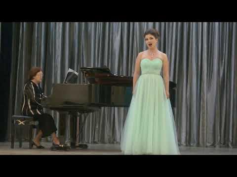 Гендель - ария Роксаны из оперы